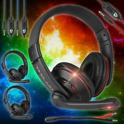 Gaming Headset Stereo Headphone For PS4/Nintendo Switch/Xbox