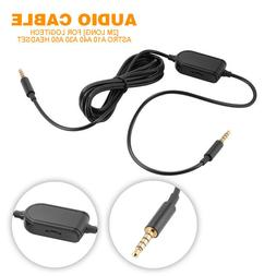 2M Gaming Headset Replacement Audio Mic Cable Cord For Astro