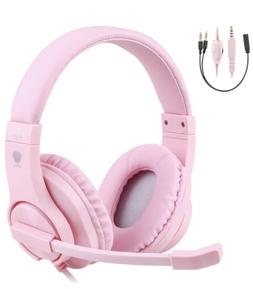BlueFire 3.5mm Bass Stereo Over-ear Gaming Headphone PS4 Gam