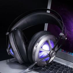 3.5mm Gaming Headsets Headphone with MIC for PS4 Xbox One Tu