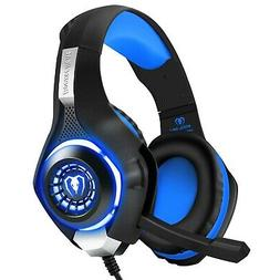BlueFire 3.5mm Professional PS4 Gaming Headset Headphone wit