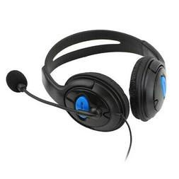 3.5mm Wired Gaming Headset with Mic for PlayStation 4 PS4 No