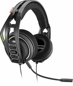 RIG 400HX with Dolby Atmos Wired Stereo Gaming Headset for X