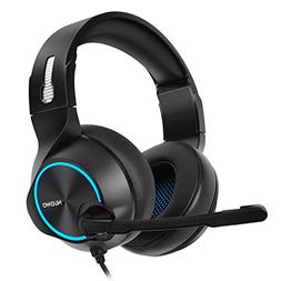 NUBWO 7.1 Gaming Headset for PC, PS4 Headset with Mic Surrou