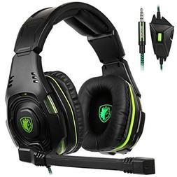 SADES 938 PS4 NEW Xbox one Gaming Headset 3.5mm Jack Stereo