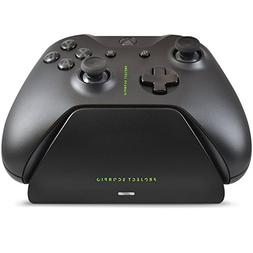 Dual Charging Dock Station Charger+ 2 Batteries for XBOX ONE