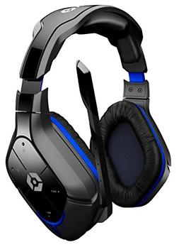Gioteck HC-4 Amplified and Illuminated Wired Stereo Gaming H