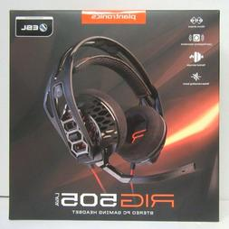 Plantronics - RIG 505 Lava Over-the-Ear Gaming Headset - Bla