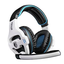 SADES SA810 3.5mm Wired Stereo PC Gaming Headset with Microp
