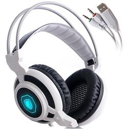 Sades Arcmage 3.5mm PC Gaming Over Ear Headset