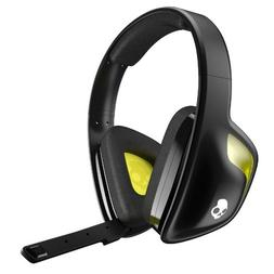 Skullcandy SLYR Gaming Headset, Black/Yellow