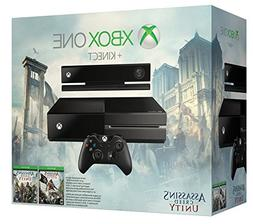 Xbox One with Kinect: Assassin's Creed Unity Bundle, 500GB H