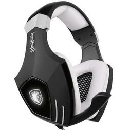 SADES A-60 USB Gaming Headset Noise Isolating With Microphon