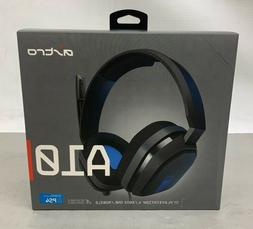 Astro A10G01 Wired Stereo Gaming Headset - Blue/Black For PS