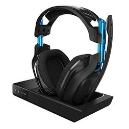 ASTRO Gaming A50 Wireless Dolby Gaming Headset - Black/Blue