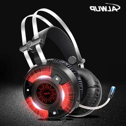 ALWUP A6 <font><b>Gaming</b></font> Headphones for Computer