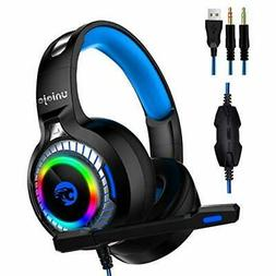 Accessories A60 Gaming Headset, Stereo Headphones For PS4, P