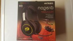 Alpha Dragon RGB HI-FI Stereo Gaming Headset 3adapters inclu