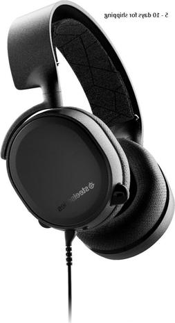 Arctis 3 Wired Stereo Gaming Headset for PC, PlayStation 4,