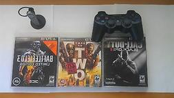 Black Ops 2, Battlefield 3, Army of Two 40th Day, PS3 Contro