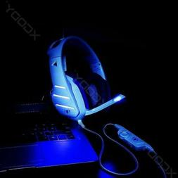 Blue GM-3 Wired  Stereo Over Ear Pro Gaming Headset With Mic