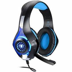 BlueFire Professional 3.5mm PS4 Gaming Headset Headphone Wit