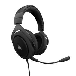 Corsair CA-9011173-NA HS60 Surround Gaming Headset, Carbon,
