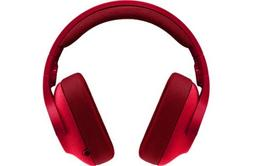 Logitech Casque Gamer Rouge 7.1 G433