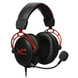 HyperX Cloud Alpha Pro Wired Stereo Pro Gaming Headset for P