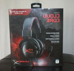 HyperX Cloud Core - Pro Gaming Headset  New In Box