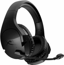 HyperX - Cloud Stinger Wireless Gaming Headset for PC - Blac