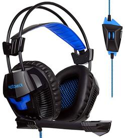 KingTop Computer Gaming Headset for PS4 Xbox One K11