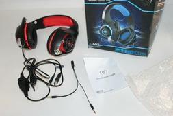 Beexcellent Computer Headsets Gaming GM-1 Microphone For New