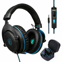 CXCase 2017 SADES CX-778 PS4 Xbox One 3.5mm Gaming Headset O