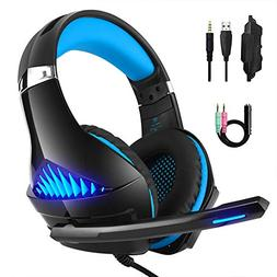 DeepDream Stereo Gaming Headset GM-5 with Noise Cancelling M