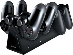dreamGEAR Charge Station 2 Plus 2 for PS4. Charge two PS4 Du