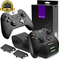 Dual Controller Quick Charge Dock Station Stand Battery Pack