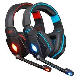 EACH G4000 Pro Game Gaming Headset 3.5mm LED Stereo PC Headp