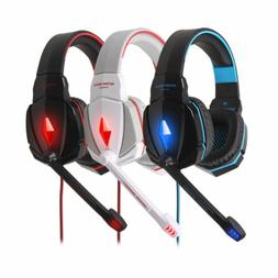 EACH G4000 Pro Gaming Headset Stereo Sound Headphone with Mi