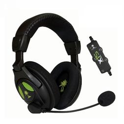 Ear Force X12 Gaming Headset Usb Amplified Wired Stereo W/Mi