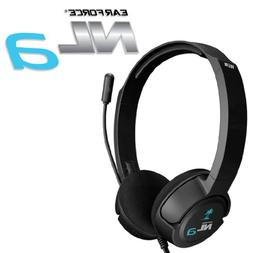 Turtle Beach Ear Force NLa Gaming Headset - Black - Nintendo