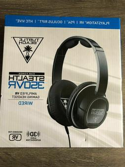 Turtle Beach Ear Force Stealth 350VR Amplified VR Gaming Hea