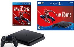 Newest Released Sony Playstation 4 1TB Marvel's Spider-Man B