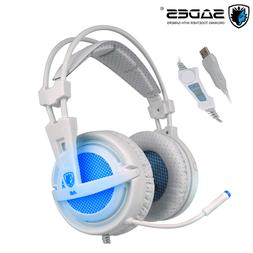 <font><b>SADES</b></font> A6 USB 7.1 Stereo wired <font><b>g