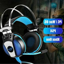 GS500 Stereo Bass Gaming Headset for Xbox One, PS4, Switch,