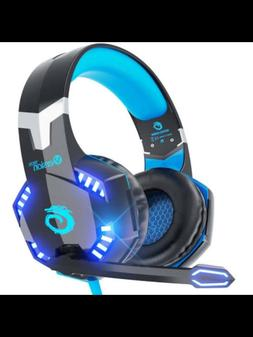 VersionTech G2000 Stereo Gaming Headset for PS4 Xbox One, Ba