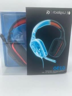 Logitech G230 Stereo Gaming Noise-cancelling Wired Headset