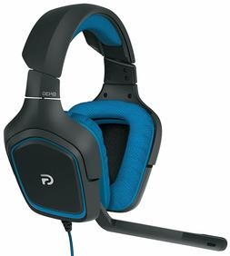 Logitech G430 7.1 DTS Headphone: X and Dolby Surround Sound