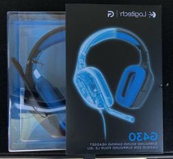 g430 gaming headset with dolby 7 1