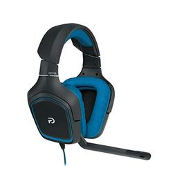 G430 Gaming Headset - Black